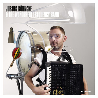 Album artwork for Justus Köhncke & The Wonderful Frequency Band