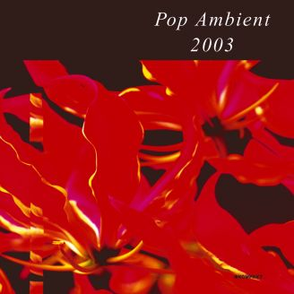 Album artwork for Pop Ambient 2003