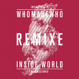 Album artwork for Inside World Remixes