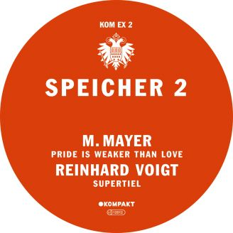 Album artwork for Speicher 2
