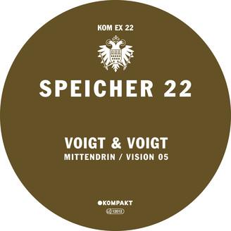 Album artwork for Speicher 22