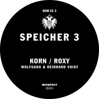 Album artwork for Speicher 3