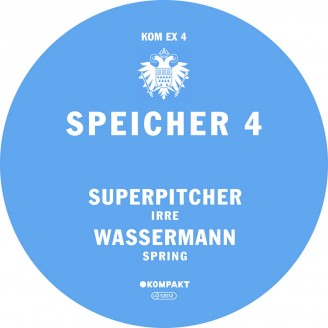 Album artwork for Speicher 4