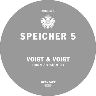 Album artwork for Speicher 5