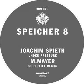 Album artwork for Speicher 8