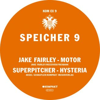 Album artwork for Speicher 9