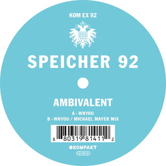 Album artwork for Speicher 92