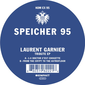 Album artwork for Speicher 95 - Tribute EP