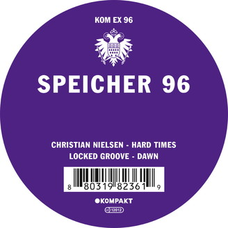 Album artwork for Speicher 96