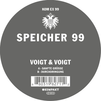 Album artwork for Speicher 99