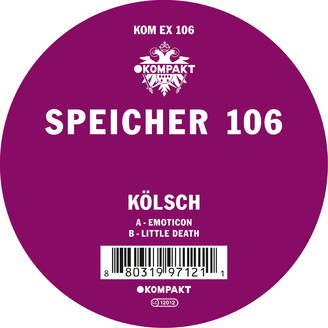 Album artwork for Speicher 106