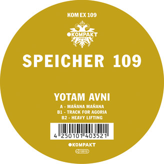 Album artwork for Speicher 109