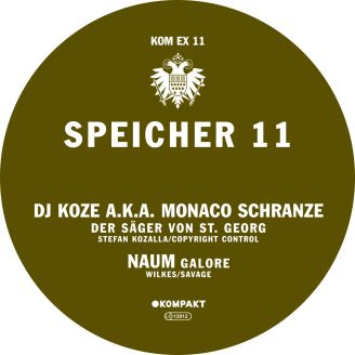 Album artwork for Speicher 11