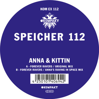 Album artwork for Speicher 112