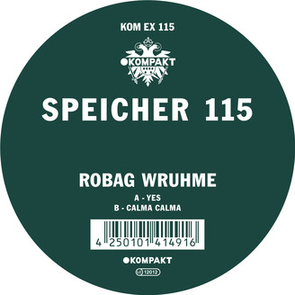Album artwork for Speicher 115