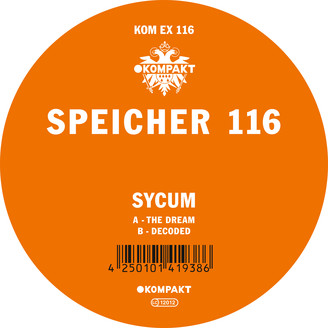 Album artwork for Speicher 116