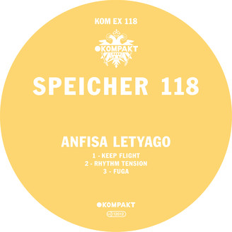 Album artwork for Speicher 118