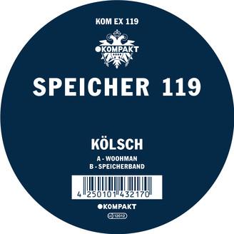 Album artwork for Speicher 119