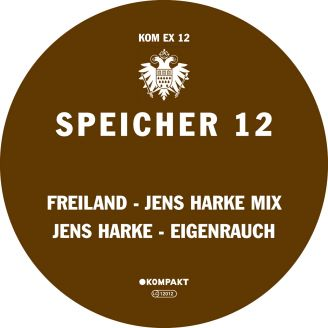 Album artwork for Speicher 12