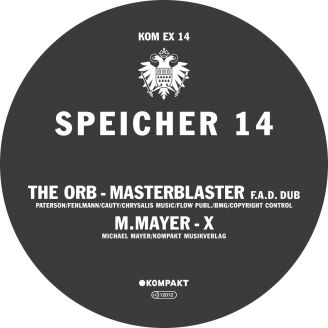 Album artwork for Speicher 14