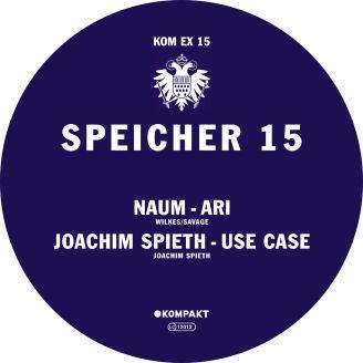 Album artwork for Speicher 15