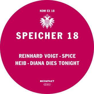 Album artwork for Speicher 18
