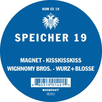 Album artwork for Speicher 19