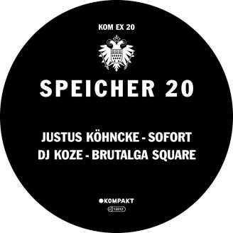 Album artwork for Speicher 20
