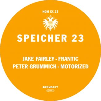 Album artwork for Speicher 23