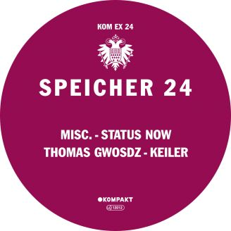 Album artwork for Speicher 24