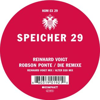 Album artwork for Speicher 29