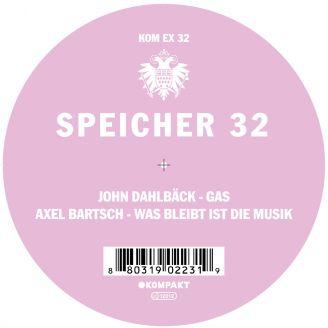 Album artwork for Speicher 32