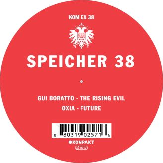 Album artwork for Speicher 38