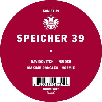 Album artwork for Speicher 39