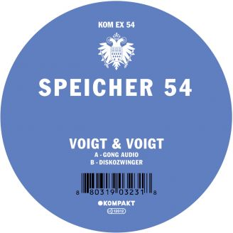 Album artwork for Speicher 54