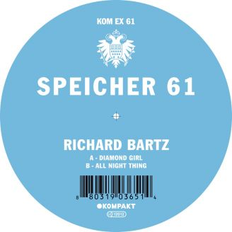 Album artwork for Speicher 61