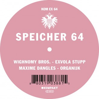 Album artwork for Speicher 64
