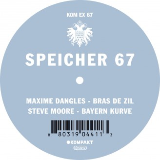 Album artwork for Speicher 67