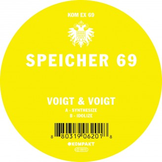 Album artwork for Speicher 69