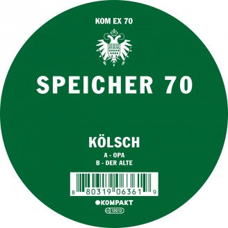 Album artwork for Speicher 70