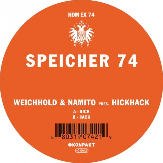Album artwork for Speicher 74