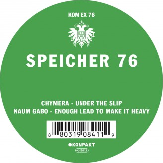 Album artwork for Speicher 76