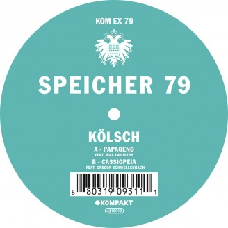 Album artwork for Speicher 79