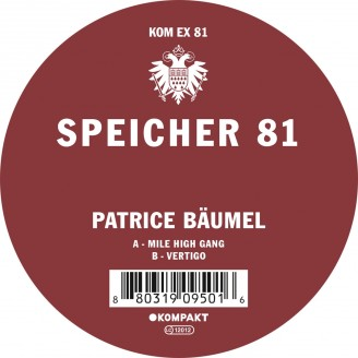 Album artwork for Speicher 81