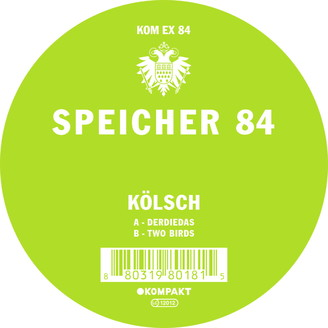 Album artwork for Speicher 84