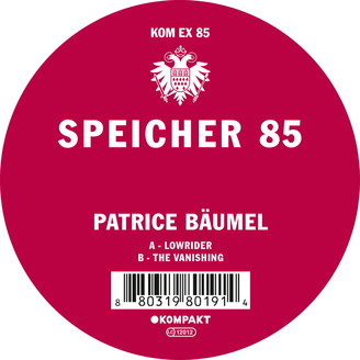 Album artwork for Speicher 85