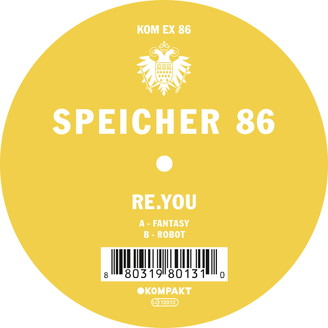Album artwork for Speicher 86