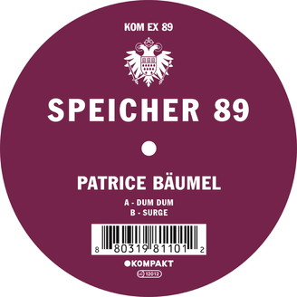 Album artwork for Speicher 89