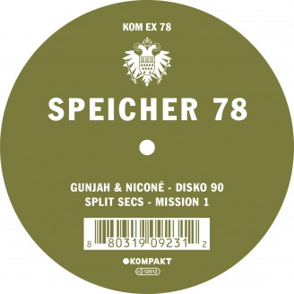 Album artwork for Speicher 78