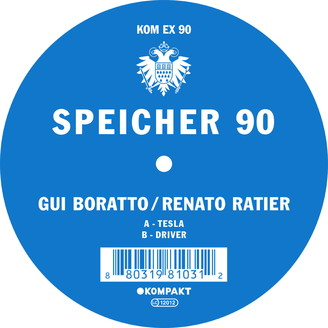 Album artwork for Speicher 90